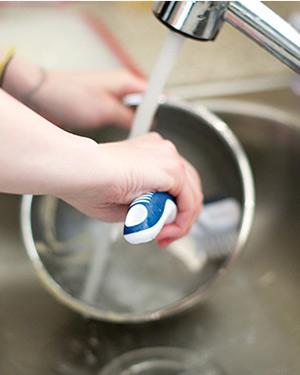 lavar panela